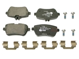 0084200820 Hella Pagid Brake Pad Set