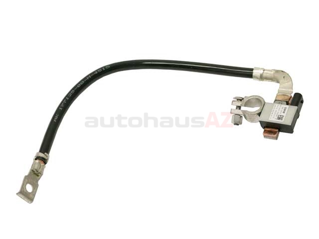 BMW 525i 530i 545i 550i X5 Genuine Adapter Lead IBS Negative Battery Cable