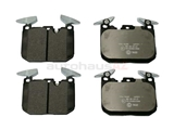 34106878878 Pagid Brake Pad Set