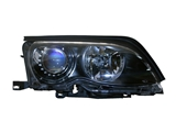 354684061 Hella Headlight Assembly
