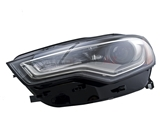 4G0941043E Hella Headlight Assembly; Left; Xenon