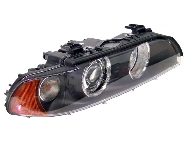 63126902518 Hella Headlight Assembly; Right; Halogen