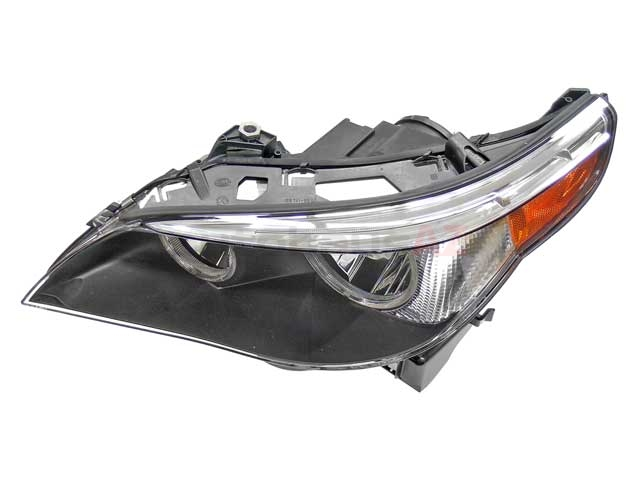 63127166115 Hella Headlight Assembly; Left Halogen