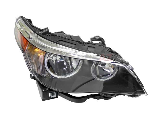 63127166116 Hella Headlight Assembly; Right Halogen