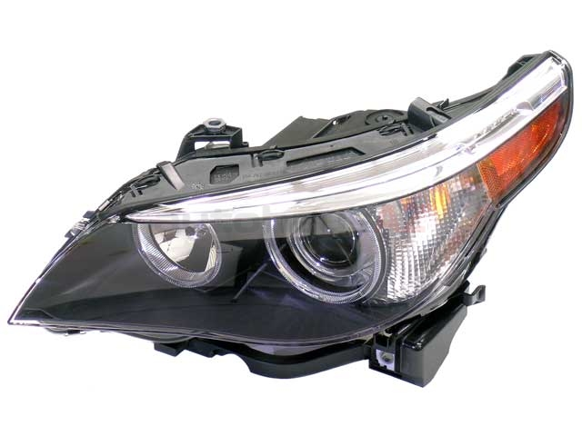 63127166119 Hella Headlight Assembly; Left
