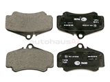 99735194902 Pagid Brake Pad Set