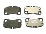 99735294903 Pagid Brake Pad Set