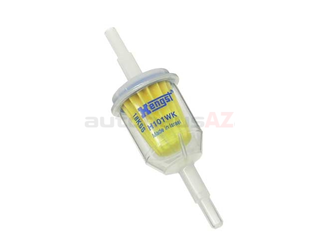 13321277497 Hengst Fuel Filter; 6/8mm Inline Filter
