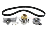 216088003 Hepu Timing Belt Kit with Water Pump