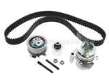 216088005 Hepu Timing Belt Kit with Water Pump