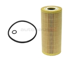 HU7262X Mann Oil Filter Kit; Cartridge Type With O-Ring Seal