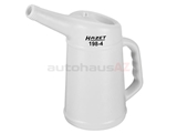 HZ-1984 HAZET Multi Purpose Container; 1 Liter Measuring Container with Spout