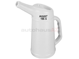 HZ-1986 HAZET Multi Purpose Container; 5 Liter Measuring Container with Spout