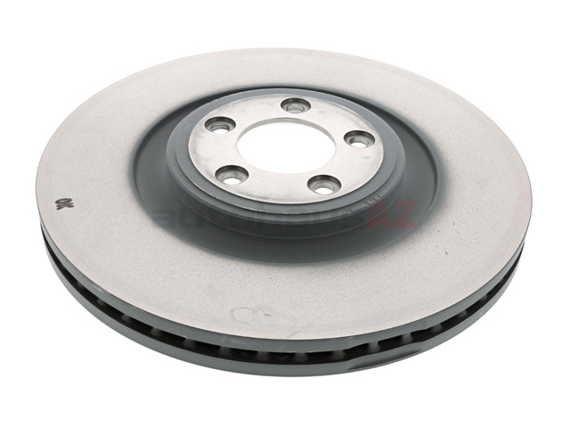 JG-C2C25337 Genuine Jaguar Disc Brake Rotor