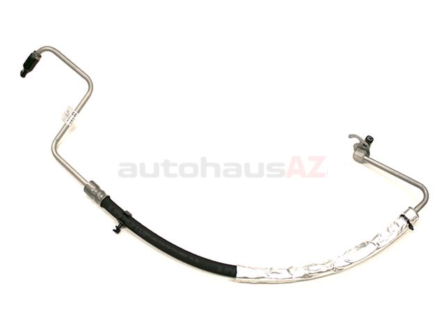 genuine jaguar jg-c2c41604 power steering hose