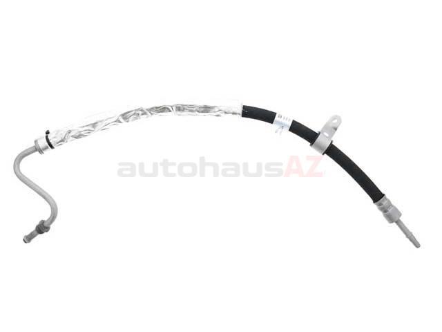 genuine jaguar jg-xr813924 power steering hose  pump to rack