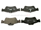 0074206720 Jurid Brake Pad Set