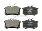 1K0698451J Jurid Brake Pad Set