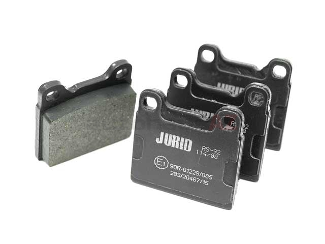 31261185 Jurid Brake Pad Set