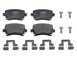 8E0698451J Jurid Brake Pad Set