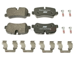 LR021316 Jurid Brake Pad Set