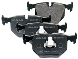 SFP500210 Jurid Brake Pad Set