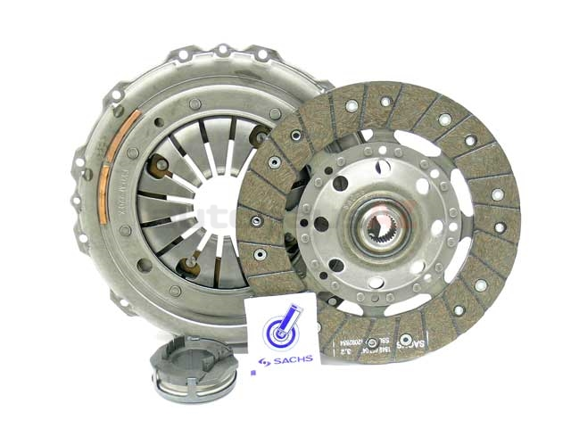 K7024901 Sachs Clutch Kit; 220mm Diameter