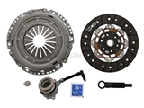 K7028702 Sachs Clutch Kit; 240mm Pressure Plate, Disc and Concentric Slave Cylinder