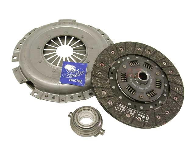 KF19101 Sachs Clutch Kit; 215mm Diameter