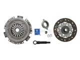KF19302 Fichtel-Sachs Amortex (Brazilian) Clutch Kit; 200mm Diameter; Rigid Disc Type