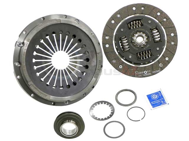 KF20001 Sachs Clutch Kit; 225mm