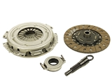 KF22401 Fichtel-Sachs Amortex (Brazilian) Clutch Kit; 200mm Diameter; Super Kit