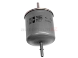 KL257 Mahle Fuel Filter