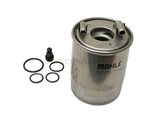 KL4901D Mahle Fuel Filter; 2 Hose Connections Only