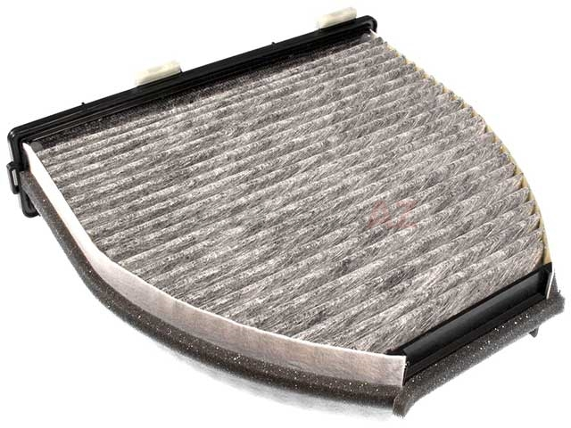 LAK413 Mahle Cabin Air Filter; With Activate Charcoal