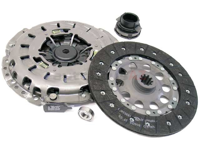 21217515141 Luk Clutch Kit