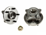 LR014147 Allmakes Axle Bearing and Hub Assembly; Front