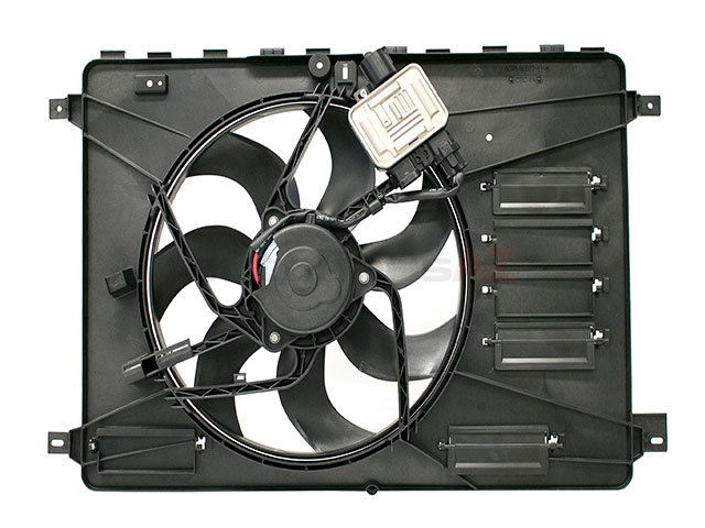 LR026078 Genuine Engine Cooling Fan Assembly