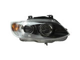 LUS5491 Marelli Headlight Assembly