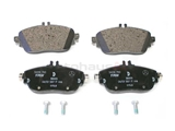 0004203002 Genuine Mercedes Brake Pad Set; Front
