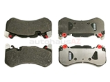 0004204400 Genuine Mercedes Brake Pad Set; Front
