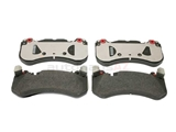 0004206600 Genuine Mercedes Brake Pad Set; Front