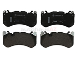 0004209100 Genuine Mercedes Brake Pad Set; Front