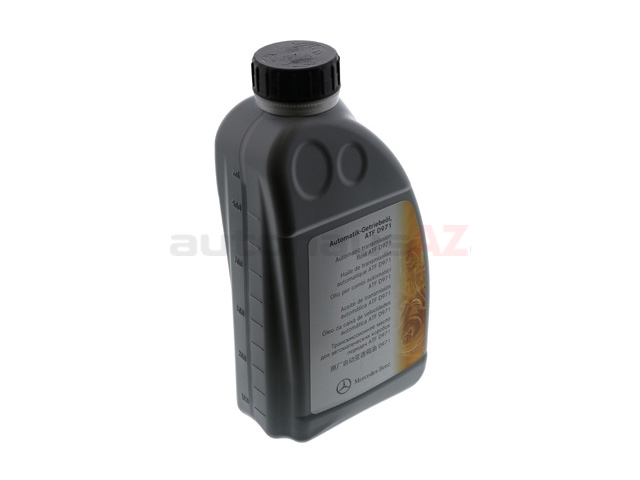 002989060309 Genuine Mercedes ATF, Automatic Transmission Fluid