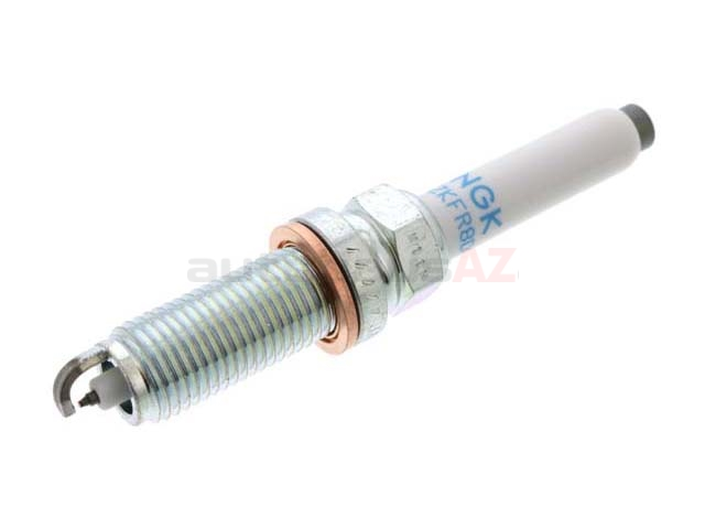 One New Genuine Spark Plug 0041596803 for Mercedes MB CLA45 AMG GLA45 AMG