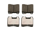 005420052041 Genuine Mercedes Brake Pad Set
