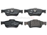 0074206720 Genuine Mercedes Brake Pad Set