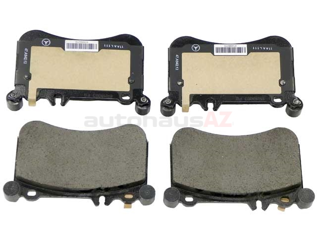 0074207320 Genuine Mercedes Brake Pad Set