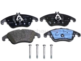 MB-0074207520 Genuine Mercedes Brake Pad Set