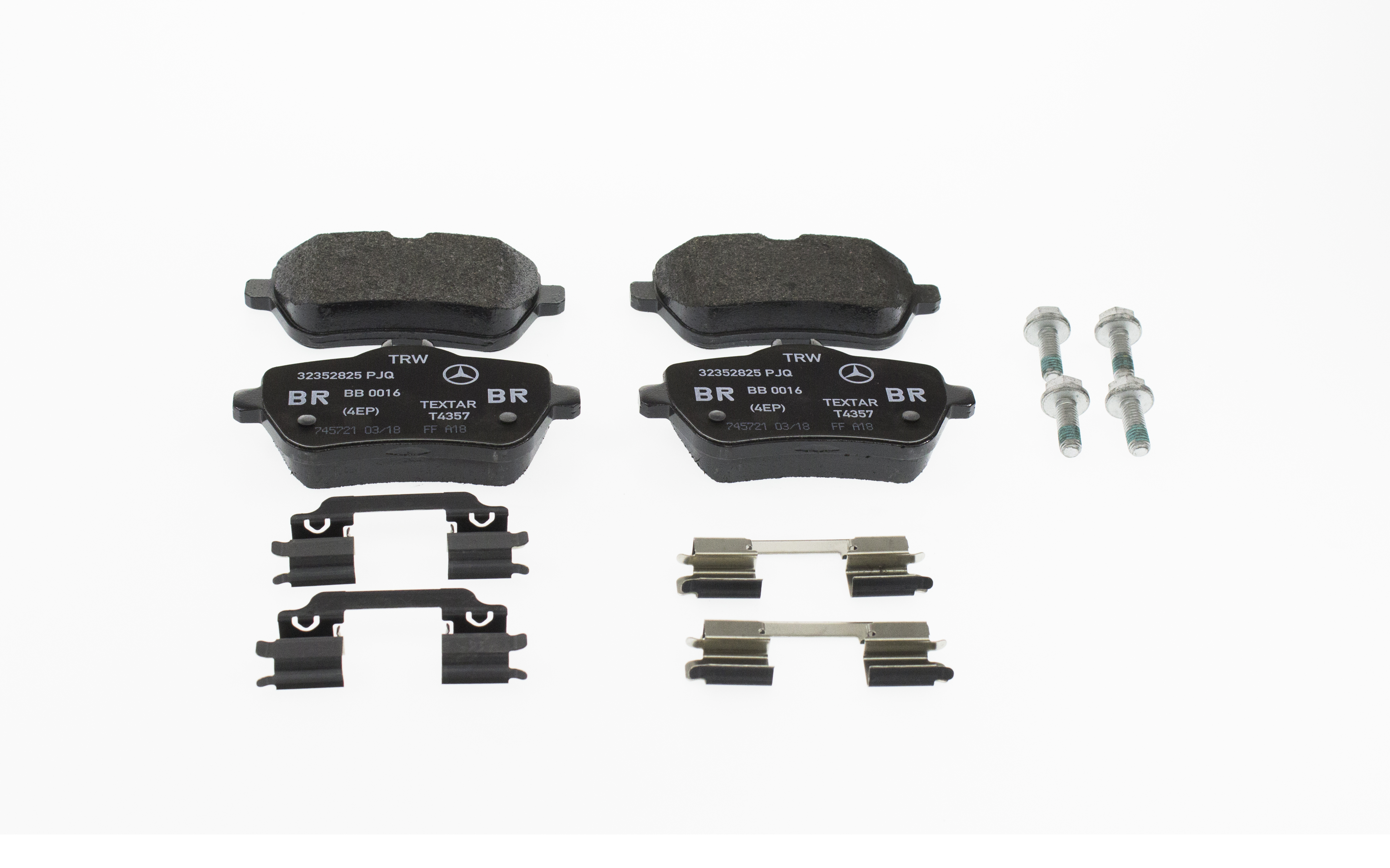 0084200820 Genuine Mercedes Brake Pad Set